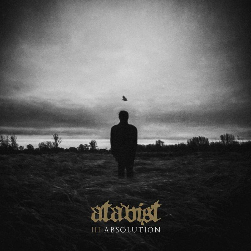 atavist iii absolution album cover