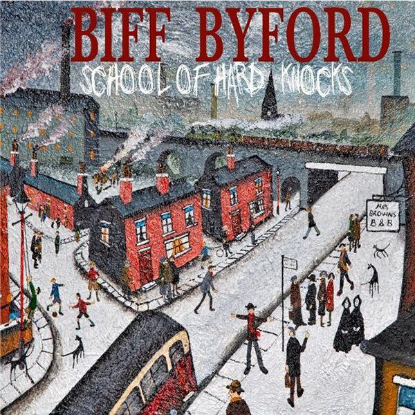 biff byford school of hard knocks album cover