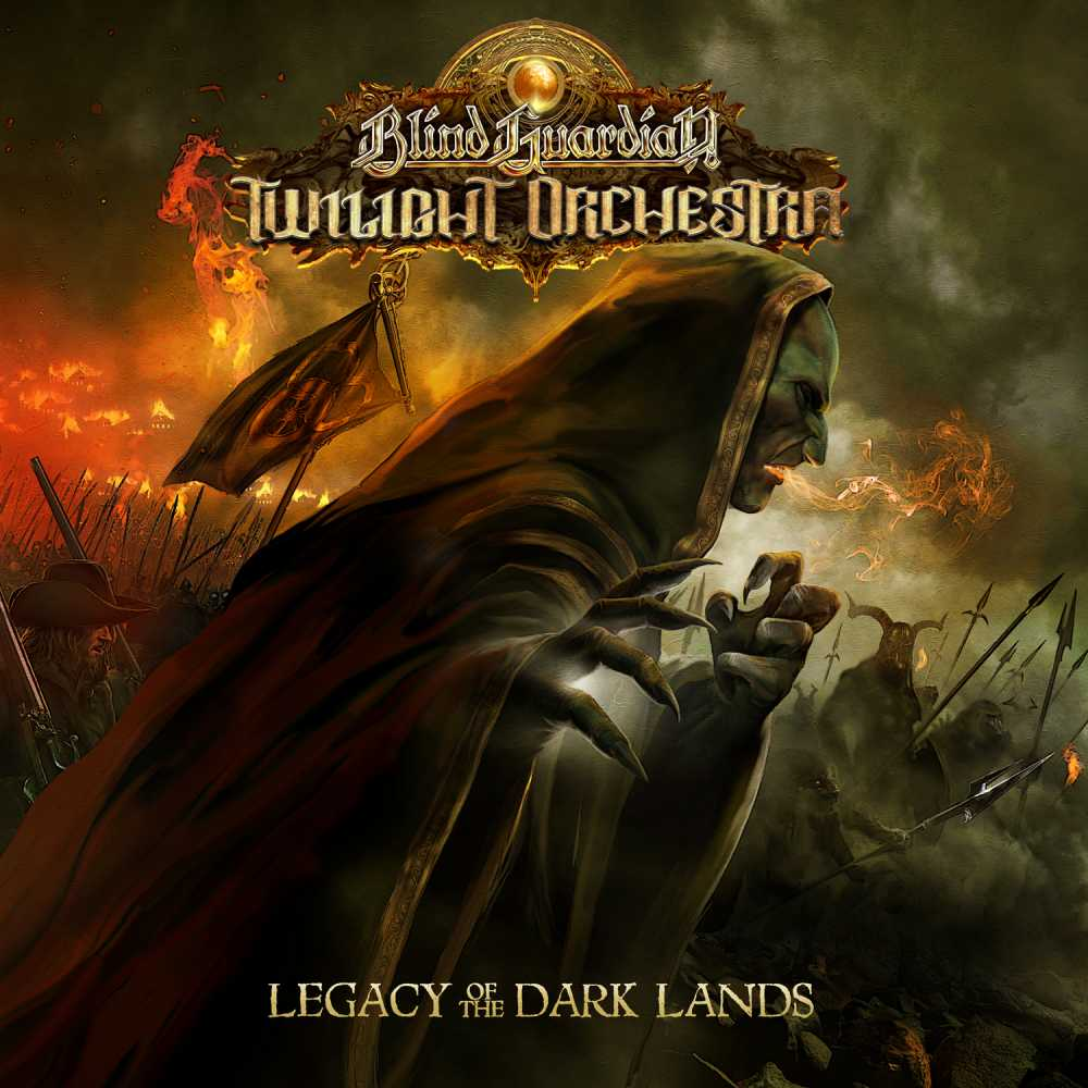 blind guardian wilight orchestra legacy of the dark lands album cover