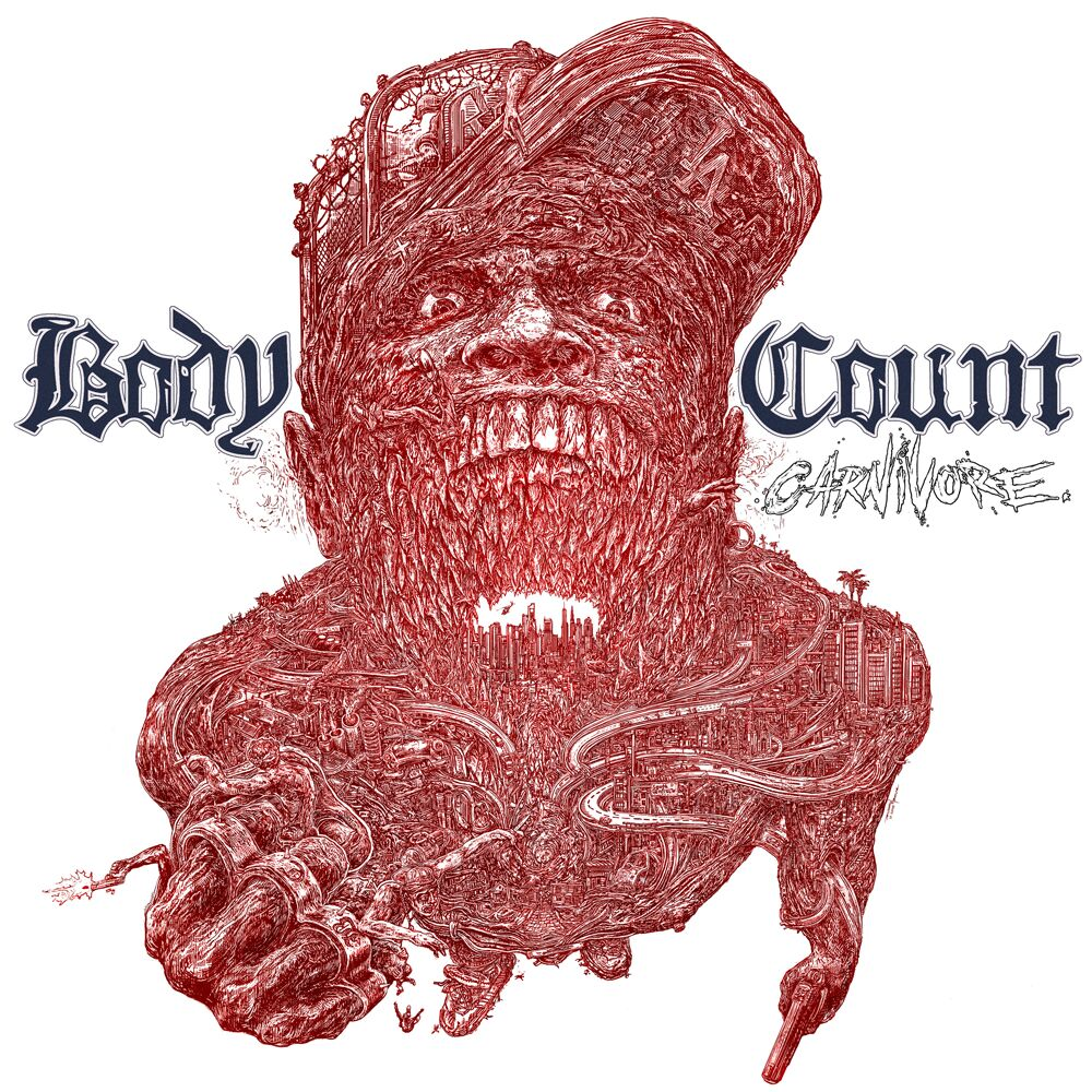body count carnivore album cover