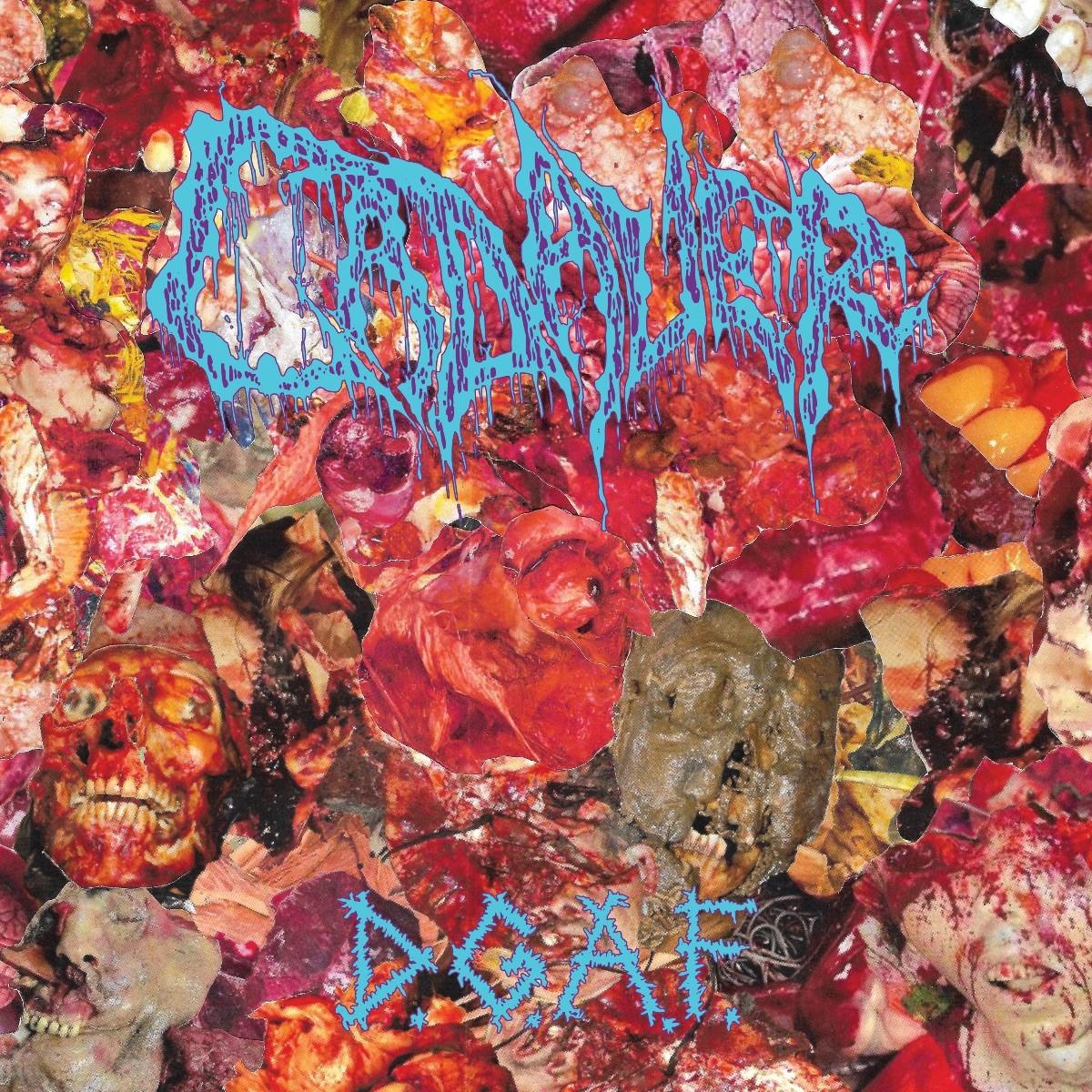 cadaver d.g.a.f. album coverart