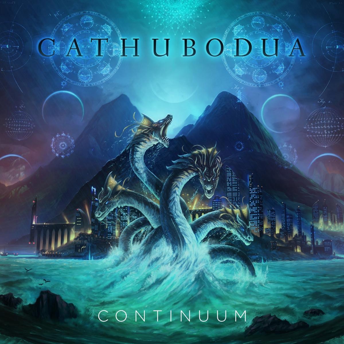 cathubodua continuum album cover