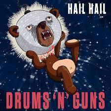 drums n guns album cover