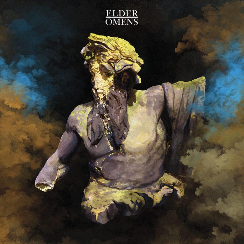 elder omens album cover