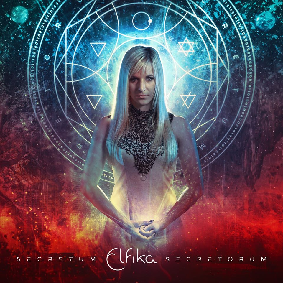elfika secretum secretorum album cover