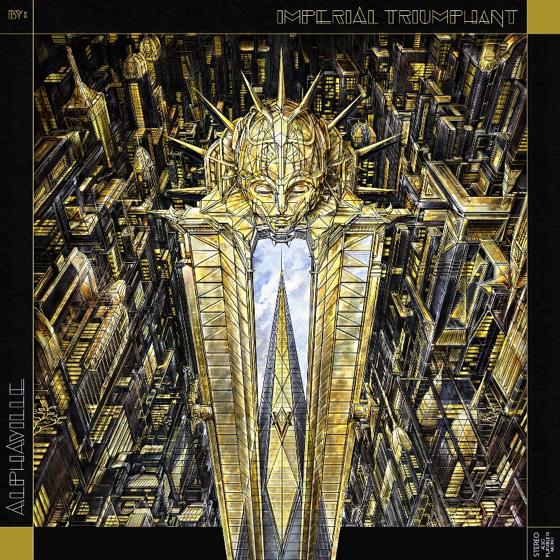 imperial triumphant alphaville album cover