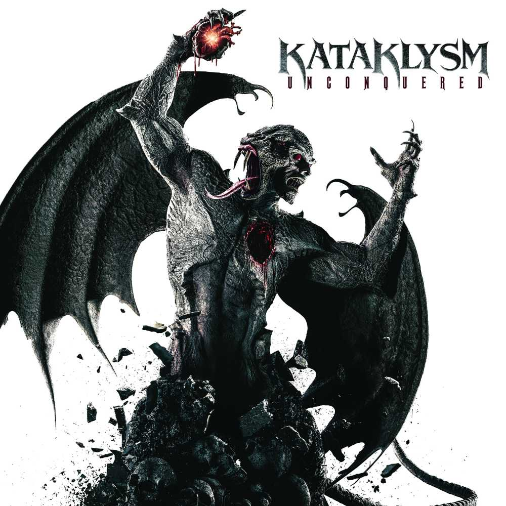 kataklysm unconquered album cover