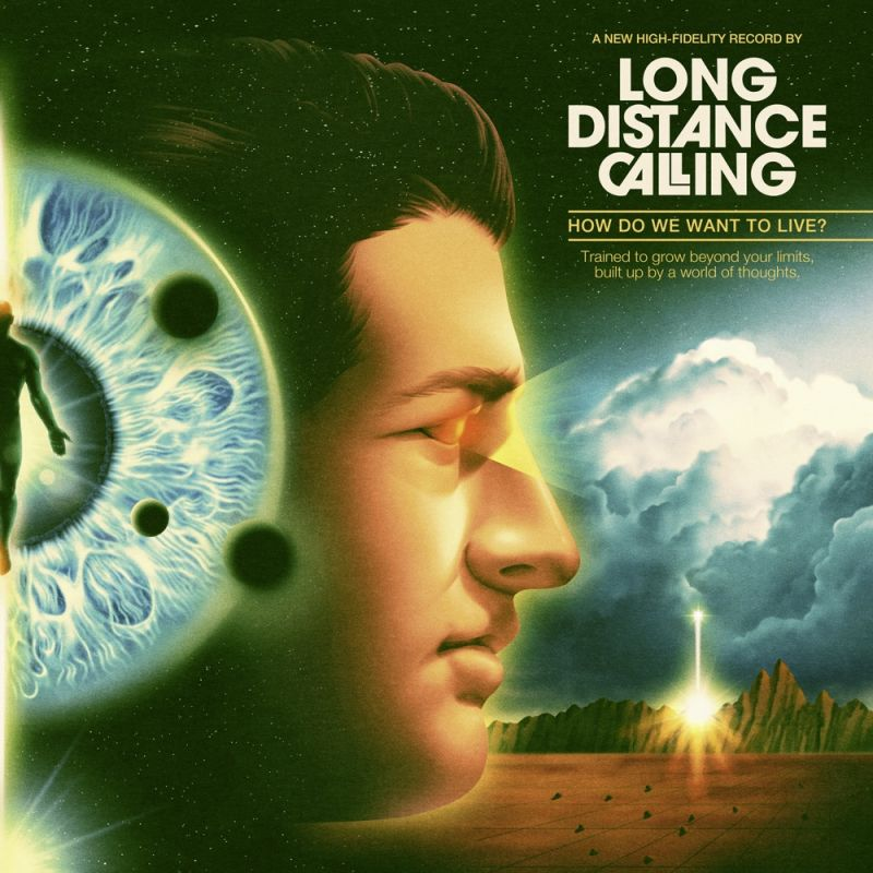 long distance calling how do we want to live album cover
