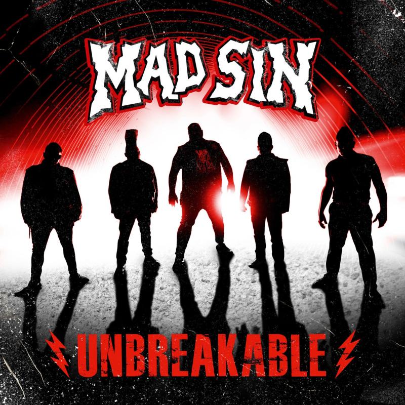 mad sin unbreakable album cover