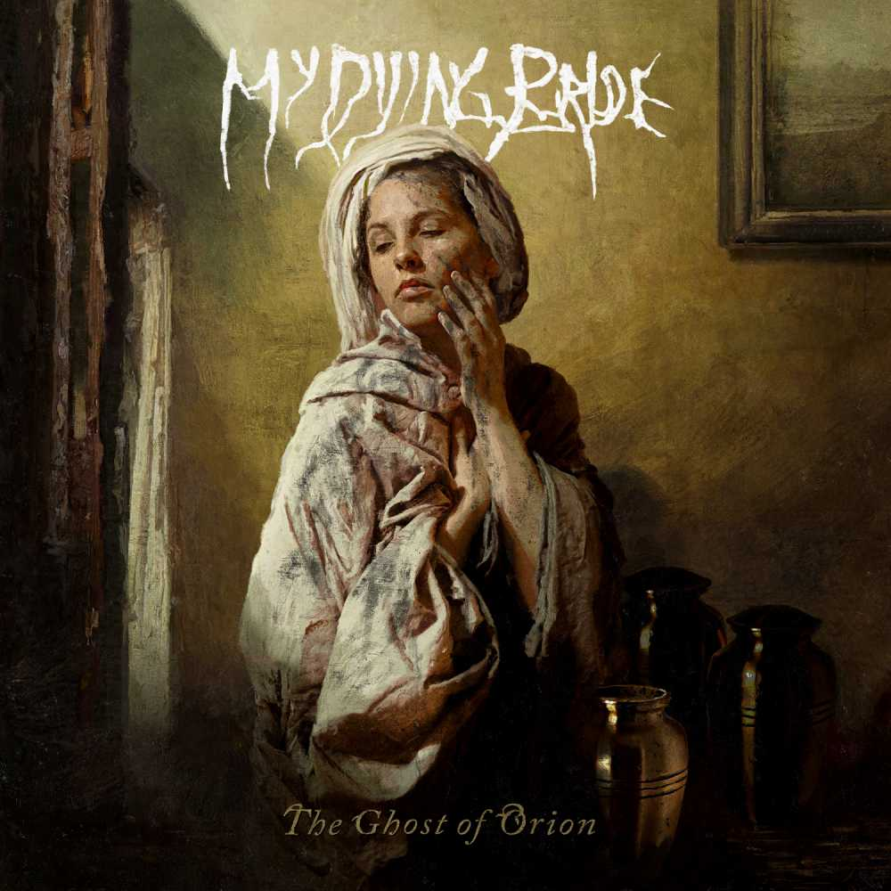 my  dying bride the ghost of orion album cover