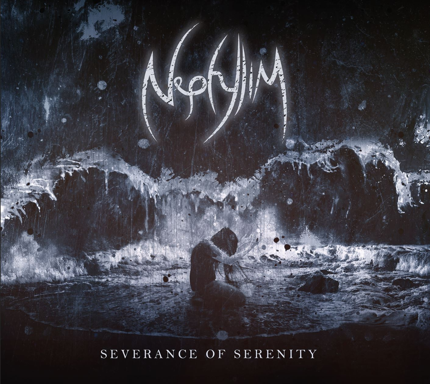 nephylim severance of serenity album cover