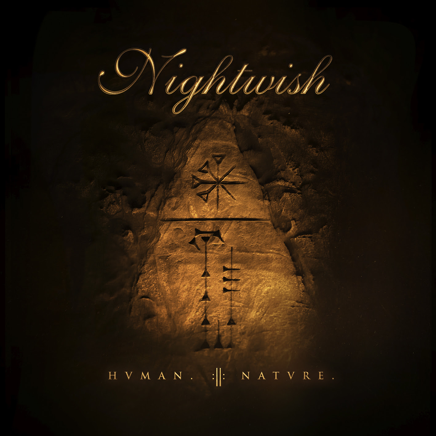 nightwish human ii nature album coverart