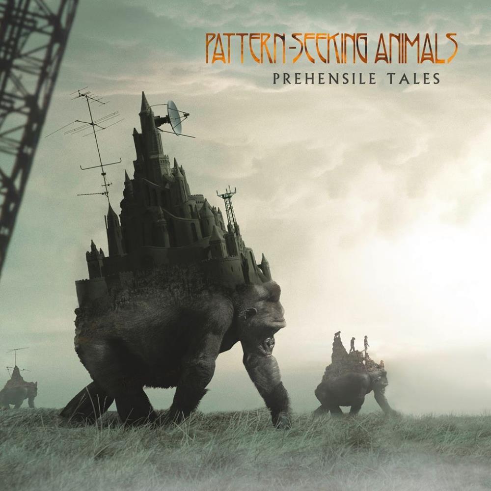 pattern-seeking animals prehensile tales album cover