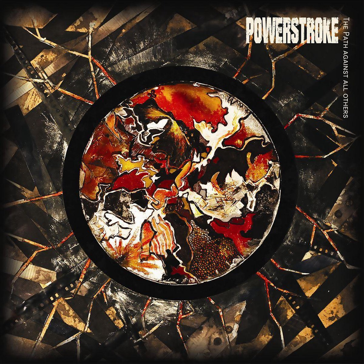 powerstroke the path against all others album coverart