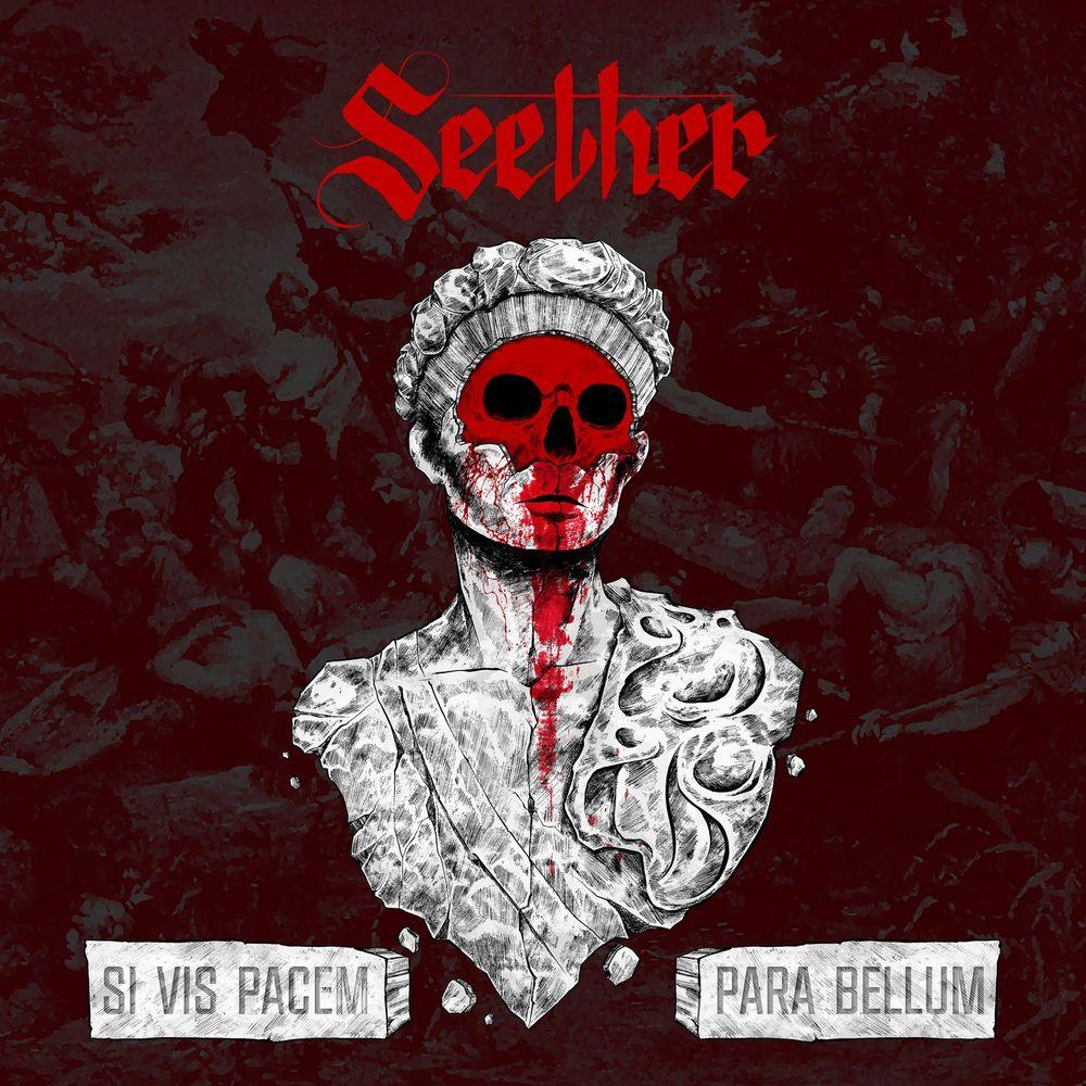 seether si vic pacem para bellum album cover