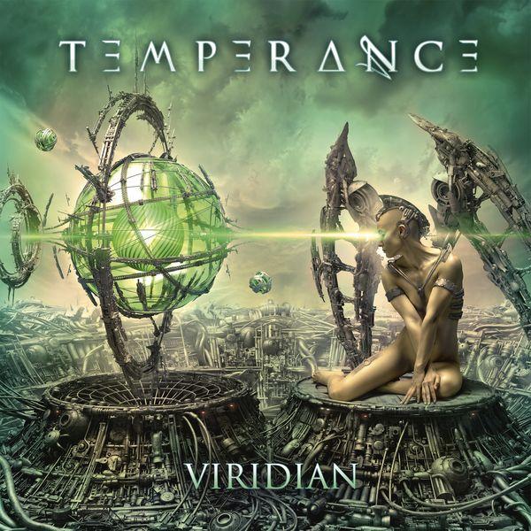 temperance viridian album cover