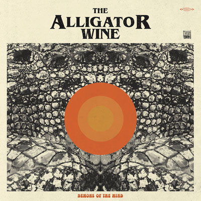 the alligator wine demons of the mind album cover