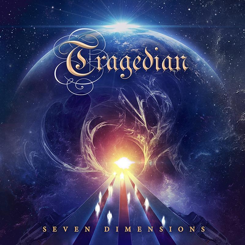 tragedian seven dimensions album cover