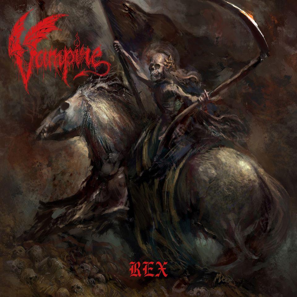 vampire rex album cover