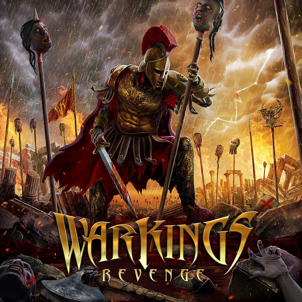 review warkings revenge album cover