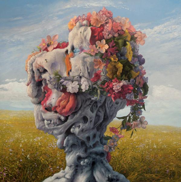 wilderun veil of imagination album cover