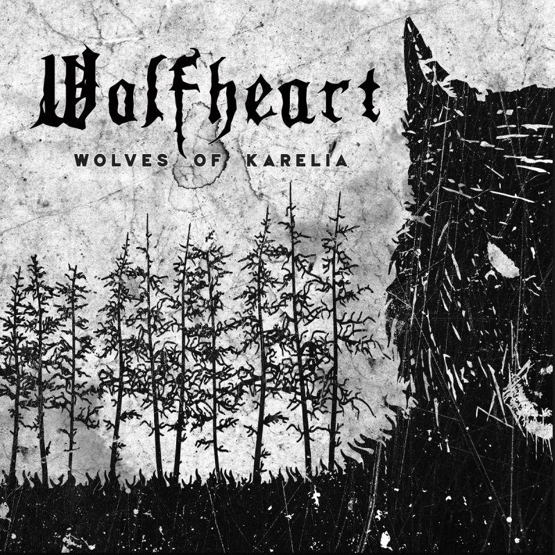 wolfheart wolves of karelia album coverart