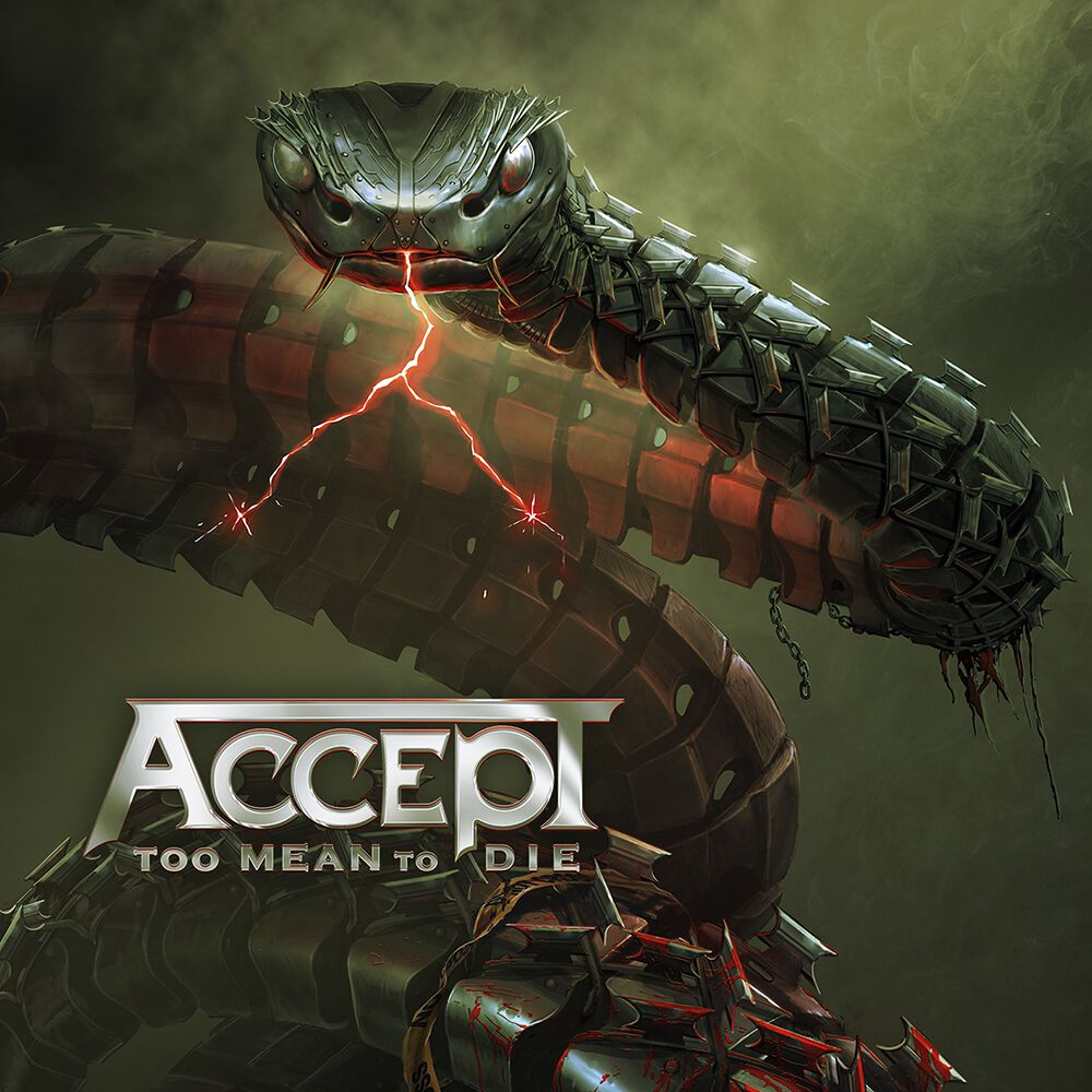 accept too mean to die album cover