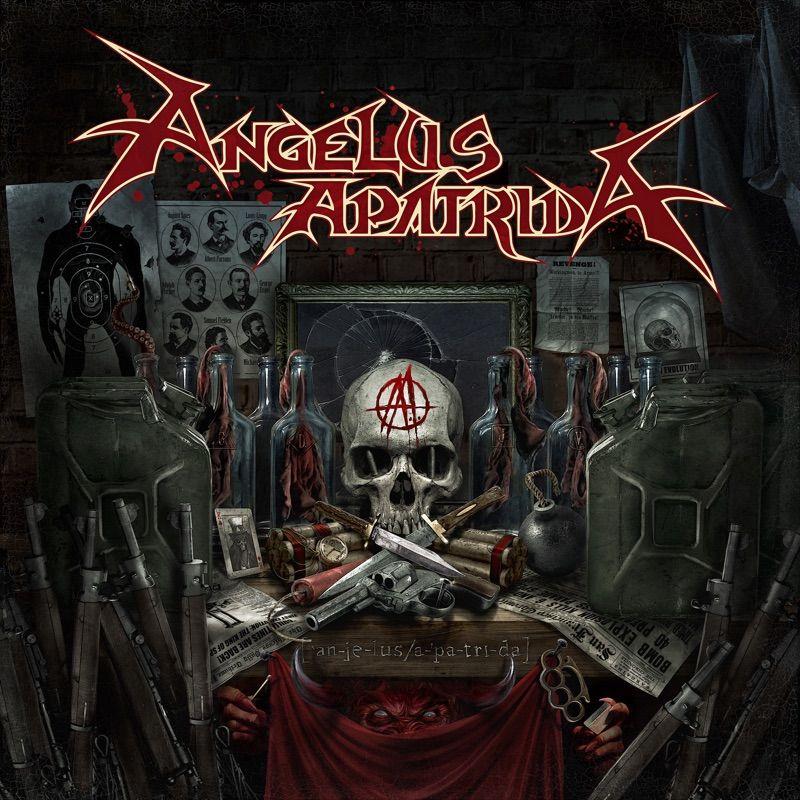 angelus apatrida angelus apatrida album coverart