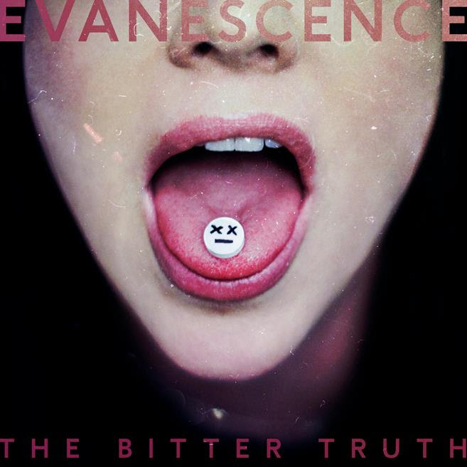 evanescence the bitter truth album cover
