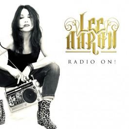 lee aaron radio on! album cover
