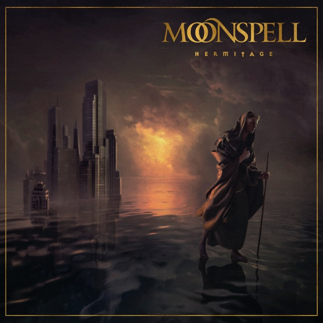 moonspell hermitage album coverart