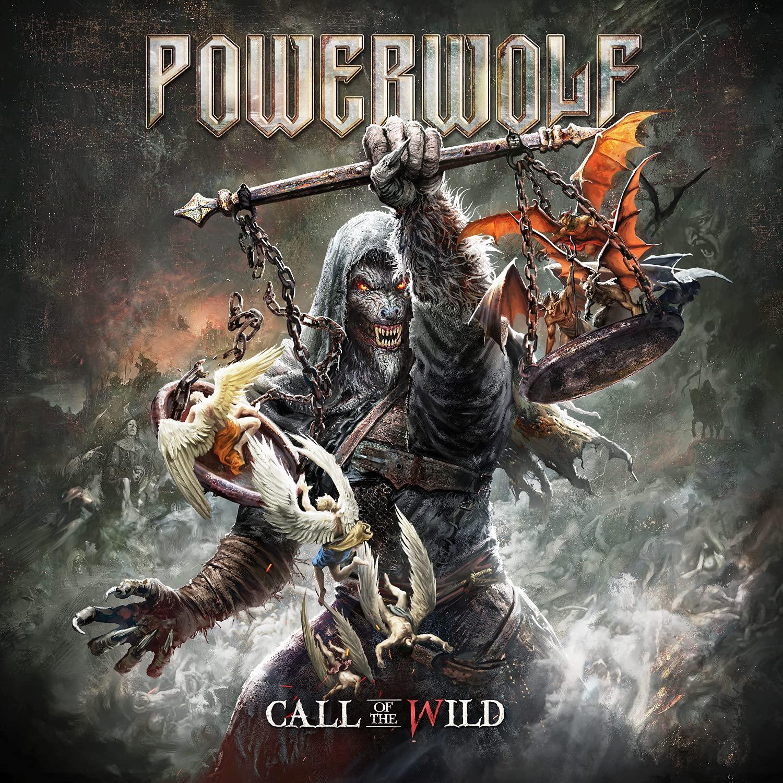 powerwolf call of the wild album cover