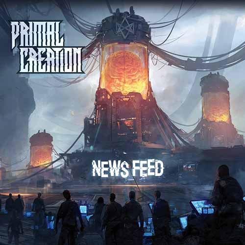 primal creation news feed album cover