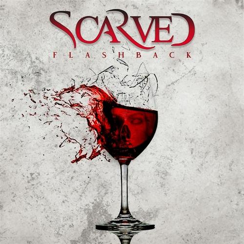 scarved flashback album cover