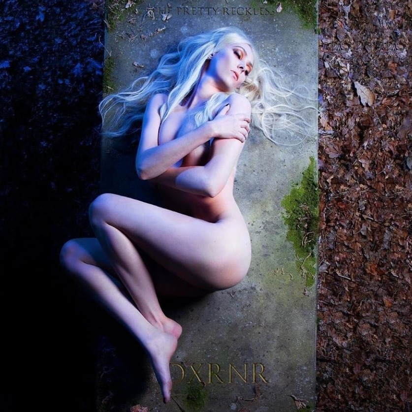 the pretty reckless death by rock and roll album coverart