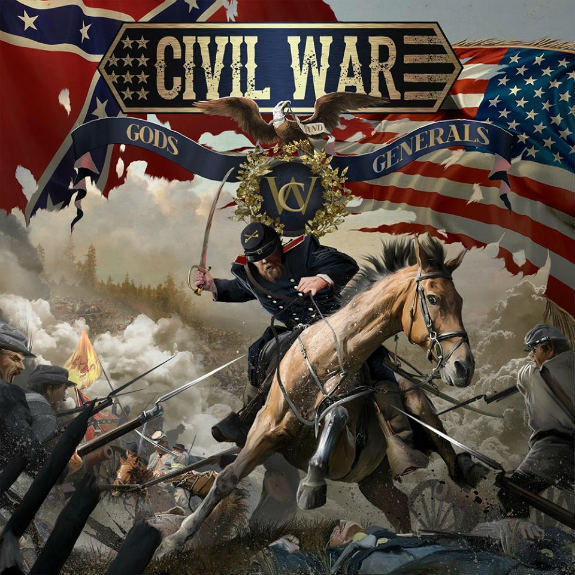 civil war gods and generals cover