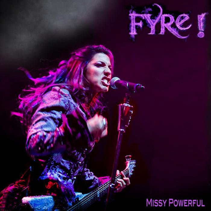 fyre missy powerful cover