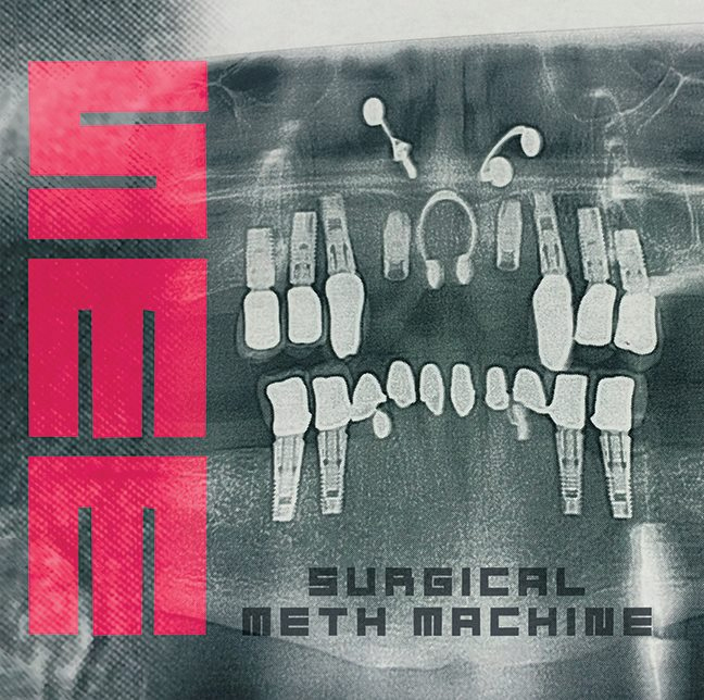 surgical meth machine cover