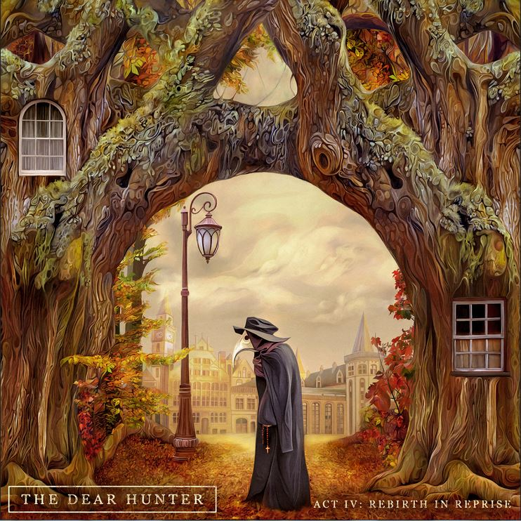 The Dear Hunter Act IV: Rebirth In Reprise cover