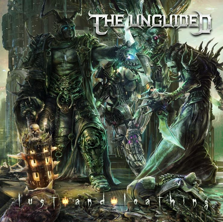 the unguided lust and loathing cover