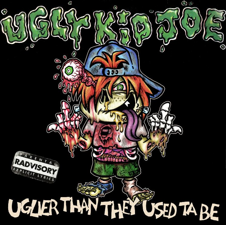 ugly kid joe uglier than they used ta be cover