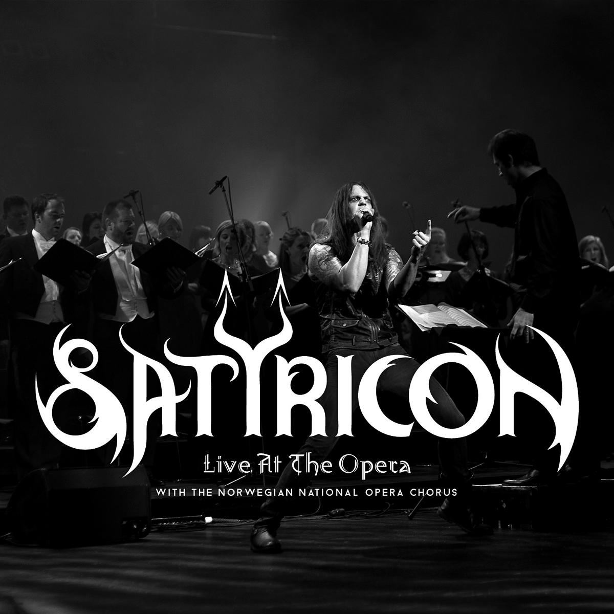 satyricon live at the opera cover