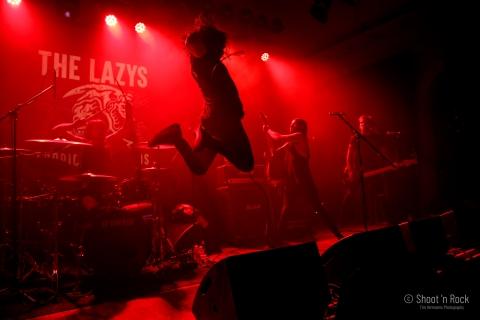 The Lazys - De Casino
