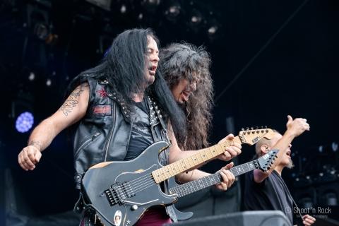 Armored Saint - Dynamo Metal Fest 2019