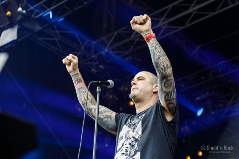 Philip H. Anselmo - Dynamo Metal Fest 2019