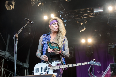 Steel Panther - Dynamo Metal Fest 2019