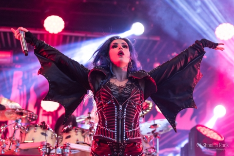Arch Enemy - Dynamo Metal Fest 2019