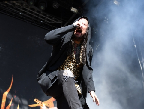 Thy Art Is Murder - Alcatraz Hard Rock & Metal Festival 2019