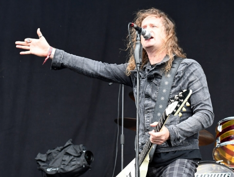 Wayward Sons - Alcatraz Hard Rock & Metal Festival 2019