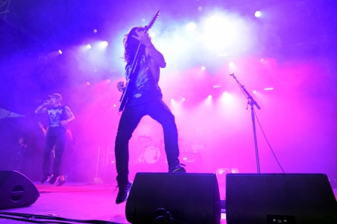 Crystal Lake - Alcatraz Hard Rock & Metal Festival 2019